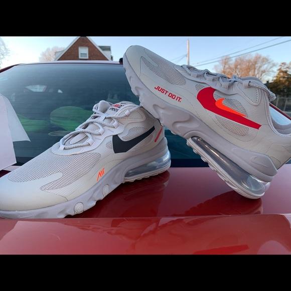 Nike air max 270 react men size 10.5 NWT